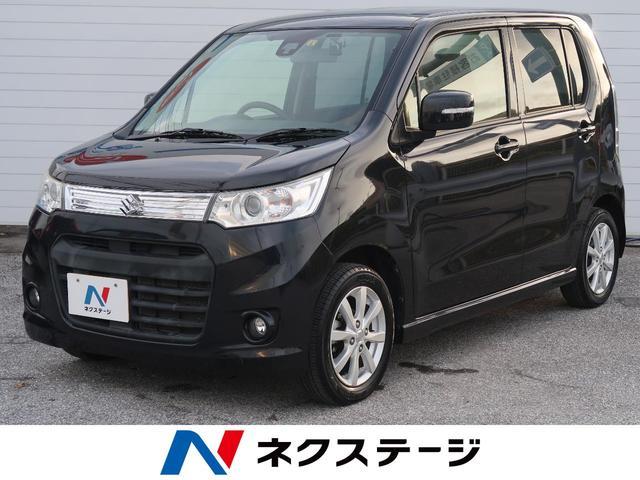 沖縄県の中古車ならワゴンRスティングレー X(レーダーブレーキサポート装着車) SDナビ