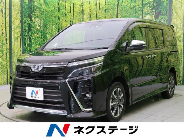 トヨタ ヴォクシー ZS 煌 4WD 10型ナビ 両側電動ドア セーフティセンス