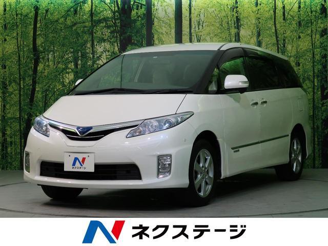 トヨタ G 4WD メーカーナビ 両側電動ドア 前席シートヒーター
