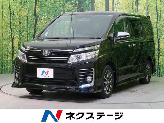 トヨタ ZS 煌 純正9型ナビ TRDエアロ 両側電動ドア 禁煙車