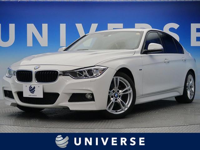 BMW 3シリーズ 320i Mスポーツ アルカンターラコンビスポーツシート 純正18インチAW