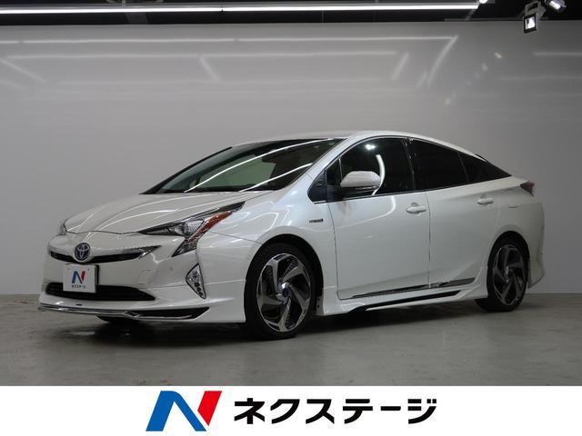 トヨタ Sセーフティプラス SDナビ クリアランスソナー エアロ