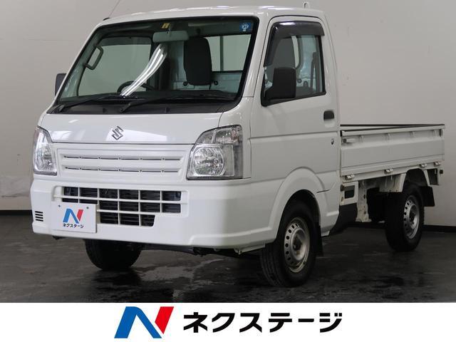 スズキ KCエアコン・パワステ農繁仕様 4WD 5MT エアコン