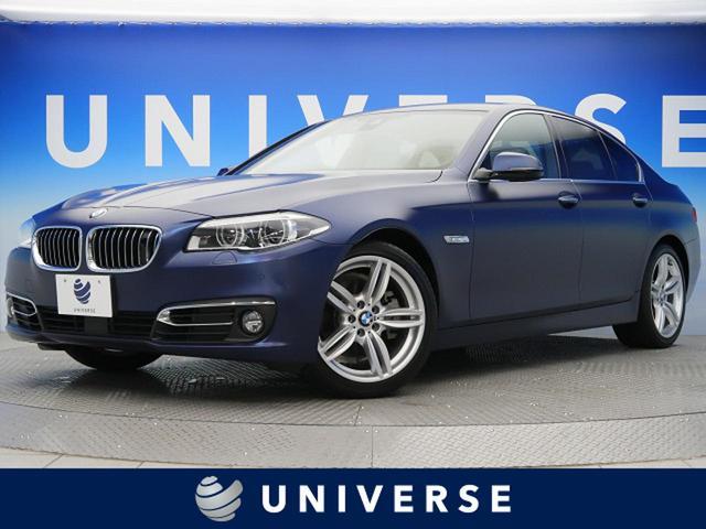 BMW 528iラグジュアリー インディビジュアル ナイトビジョン コンビニエンスPKG