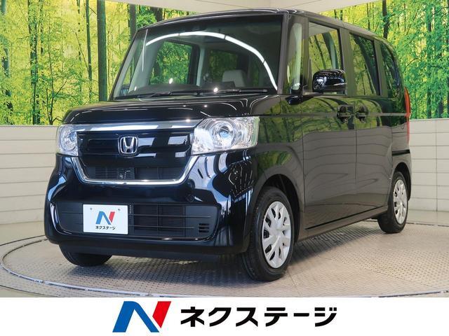 ホンダ N-BOX G・Lホンダセンシング 届出済未使用 衝突軽減装置 ナビ装着パック シートヒーター LED レーダークルーズ