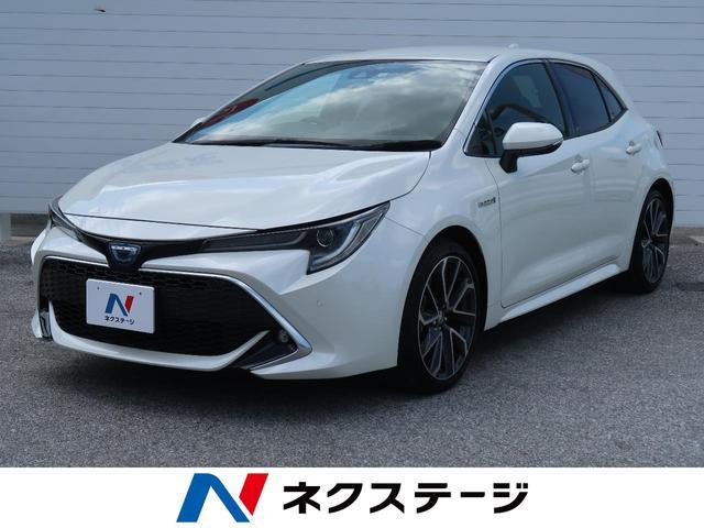トヨタ カローラスポーツ 中古車 レビュー