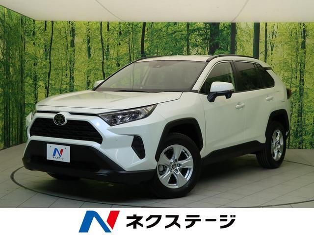 RAV4(トヨタ) X 中古車画像