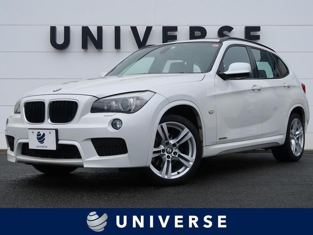 X1(BMW) sDrive 18i Mスポーツパッケージ 中古車画像