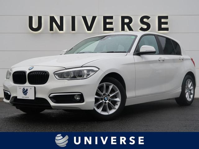BMW 1シリーズ 118i スタイル パーキングPKG 純正HDDナビ バックカメラ LEDヘッドランプ プッシュスタート ETC ドライビングアシスト