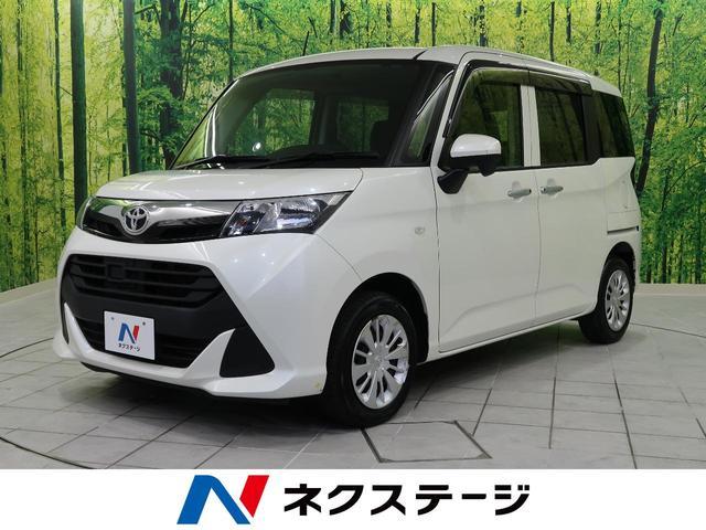 トヨタ タンク X 純正SDナビ バックカメラ スマートキー