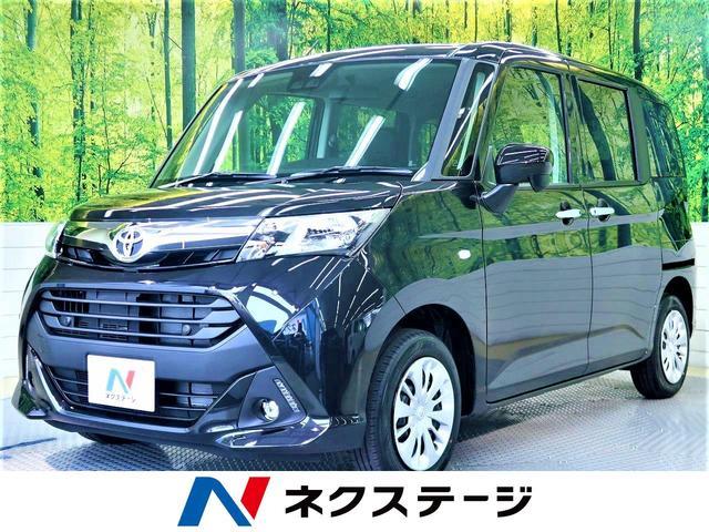 トヨタ タンク X S 登録済未使用車 スマートアシスト 電動スライドドア