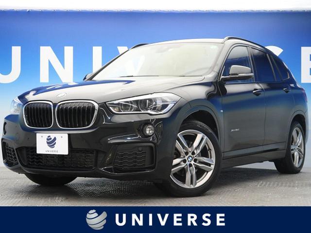BMW xDrive 18d Mスポーツ 1オーナー コンフォートPKG パワーバックドア シートヒーター前席  インテリジェントセーフティ