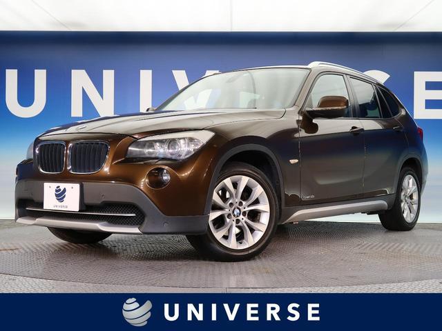 BMW sDrive 18i XLineエクステリア iDriveナビゲーションPKG HIDヘッド 禁煙車 オートライト クリアランスソナー 純正17AW ETC バックカメラ スマートキー 盗難防止システム