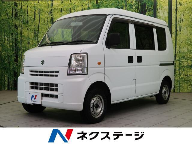スズキ PA 自社買取車両 純正オーディオ CD再生 キーレス マニュアルAC スライドドア