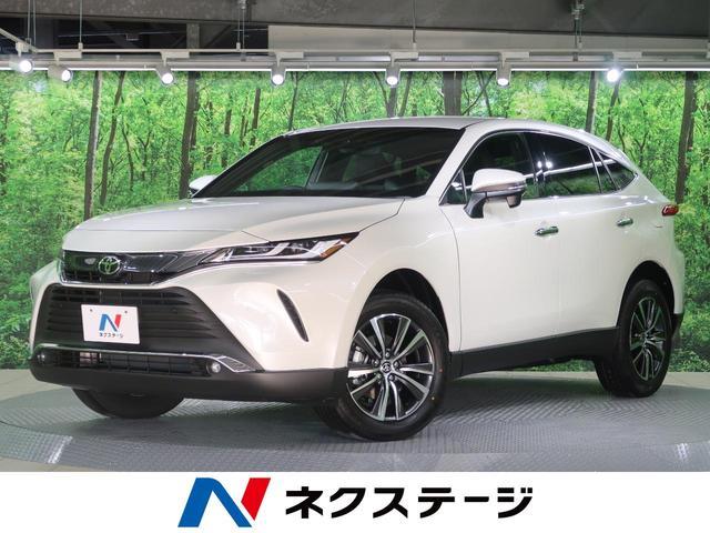 ハリアー(トヨタ) G 中古車画像