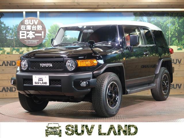 FJクルーザー(トヨタ) ブラックカラーパッケージ 中古車画像