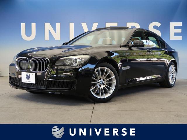 BMW 7シリーズ 740i Mスポーツパッケージ サンルーフ レザーシート 全席シートヒーター プラスPKG パワーバックドア ソフトクローズドア ローラーブラインド メモリー付きパワーシート クルーズコントロール 純正19インチアルミホイール 禁煙