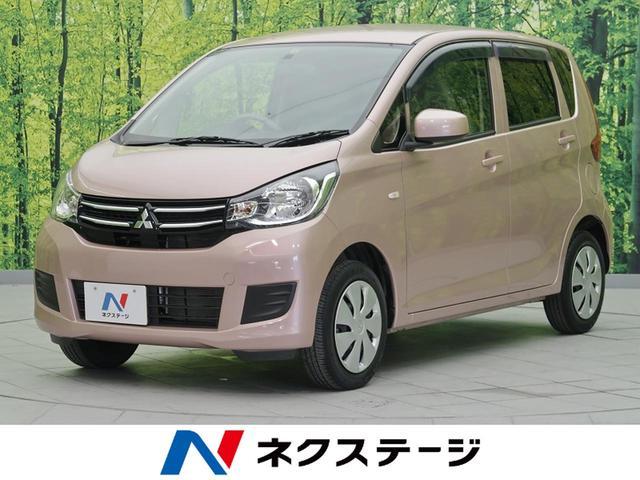 三菱 eKワゴン E 純正CDオーディオ キーレスエントリー シートヒーター