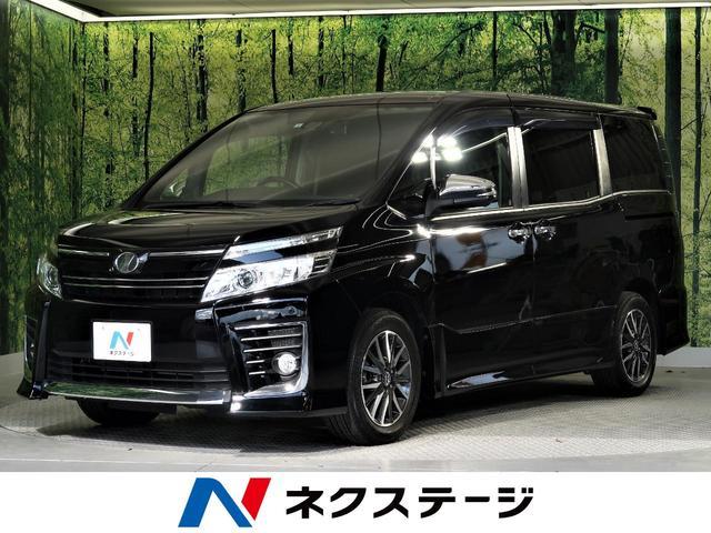 トヨタ ZS 煌 BIG-X10型ナビ フリップダウンモニター 両側電動スライド セーフティセンス LEDヘッド スマートキー&プッシュスタート 純正16AW デュアルオートエアコン