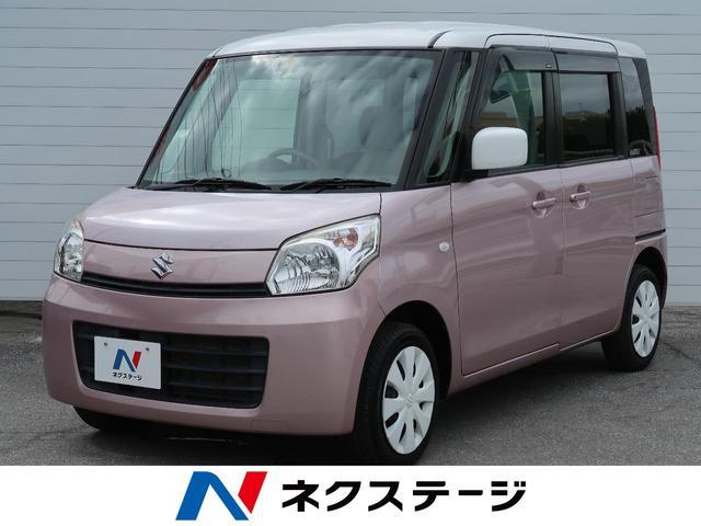 沖縄県うるま市の中古車ならスペーシア X SDナビ 地デジ 電動スライドドア バックカメラ アイドリングストップ スマートキー オートエアコン