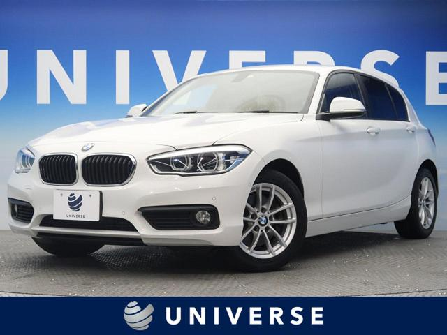 BMW 118i 純正HDDナビ バックカメラ アドバンスドパーキングサポートPKG プラスPKG