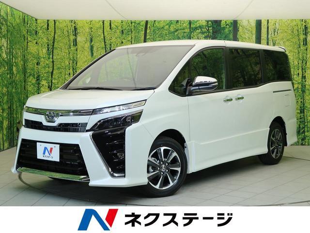 トヨタ ZS 煌III 登録済未使用車 セーフティセンス 両側電動スライドドア LEDヘッド&LEDフォグ オートライト