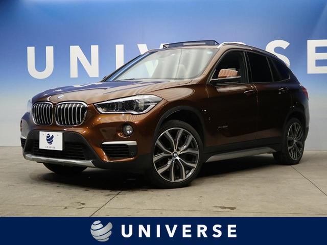 BMW xDrive 20i xライン パノラマサンルーフ ハイラインPKG ベージュレザーシート シートヒーター コンフォートPKG パワーバックドア 禁煙車 オプション19インチアルミホイール 純正ナビ 禁煙車