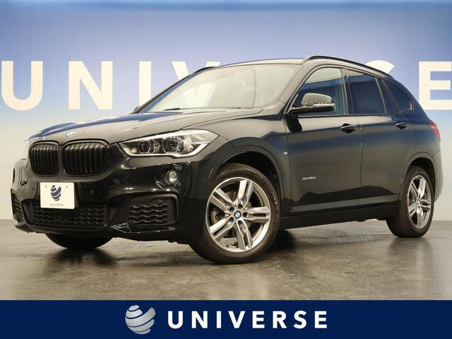 BMW xDrive 18d Mスポーツ コンフォートPKG 純正HDDナビ バックカメラ 純正18インチアルミホイール クリアランスソナー LED