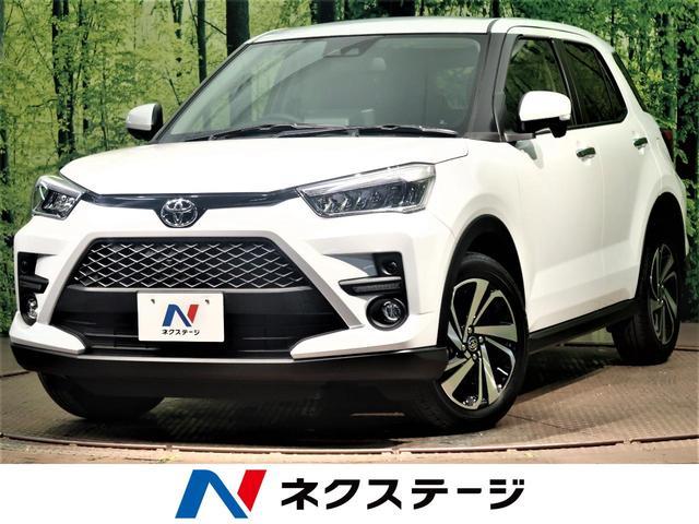 トヨタ Z 登録済み未使用車 スマートアシスト LEDヘッド 純正17インチアルミホイール シートヒーター 禁煙車