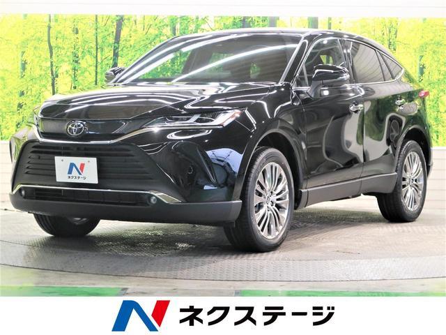 ハリアー(トヨタ) Z 中古車画像