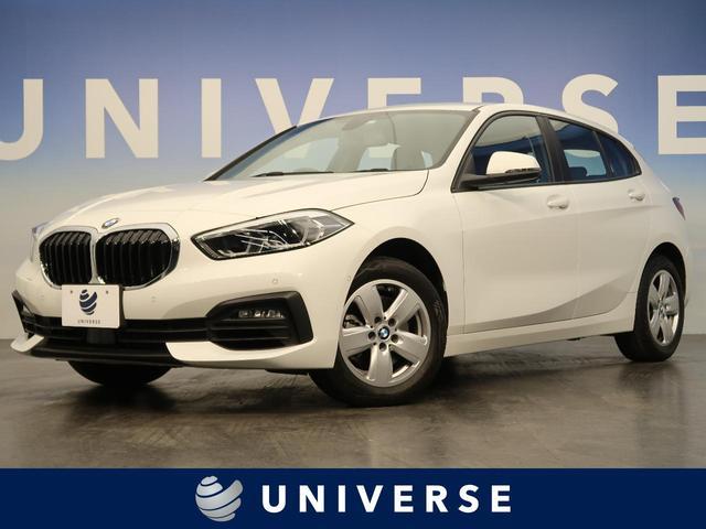 BMW 118i iDriveナビゲーションPKG バックカメラ クリアランスソナー パーキングアシスト ETC LED