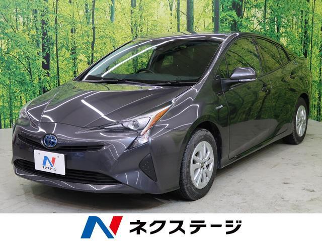 トヨタ S 社外ナビ・セーフティセンス・ETC・スマートキー・クルーズコントロール・LEDヘッドライト・バックカメラ