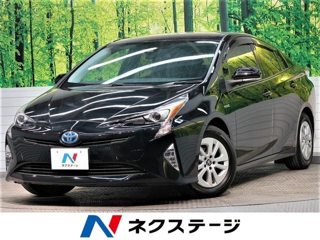 トヨタ S 純正ナビ トヨタセーフティセンス スマートキー LEDヘッドライト オートエアコン