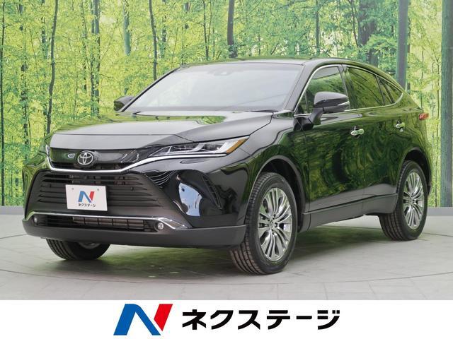 ハリアー(トヨタ)Z 中古車画像