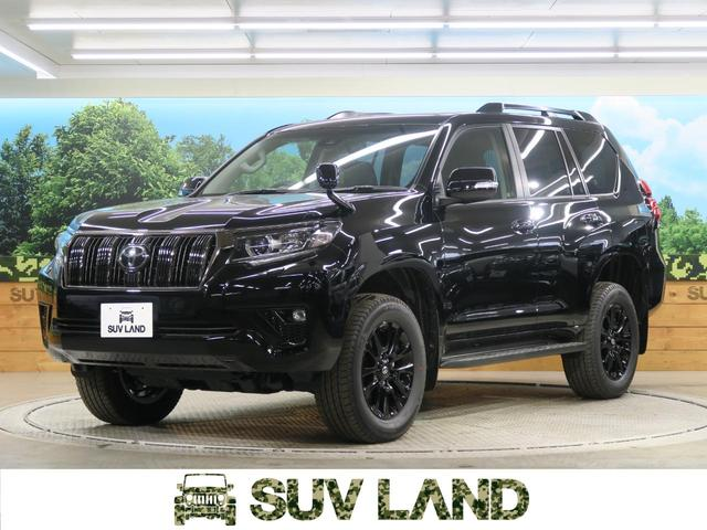 トヨタ TX Lパッケージ・ブラックエディション 4WD 登録済み未使用車 ブラック内装レザーシート 前席シートエアコン オートハイビーム トヨタセーフティセンス LEDヘッドライト 純正18インチアルミホイール サンルーフ