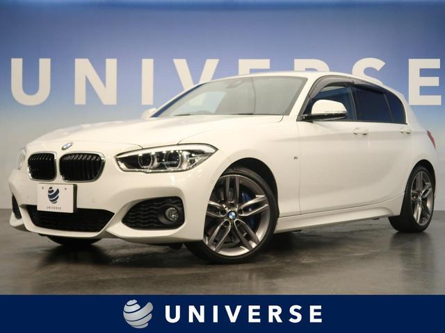 BMW 120i Mスポーツ ファストトラックPKG 純正HDDナビ バックカメラ クルーズコントロール パドルシフト クリアランスソナー コンフォートアクセス