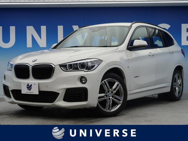 BMW sDrive 18i Mスポーツ コンフォートPKG アクティブクルーズコントロール 純正ナビ 電動リアゲート シートヒーター バックカメラ ドライビングアシスト 衝突軽減装置 コーナーセンサー パーキングアシスト 車線逸脱警報