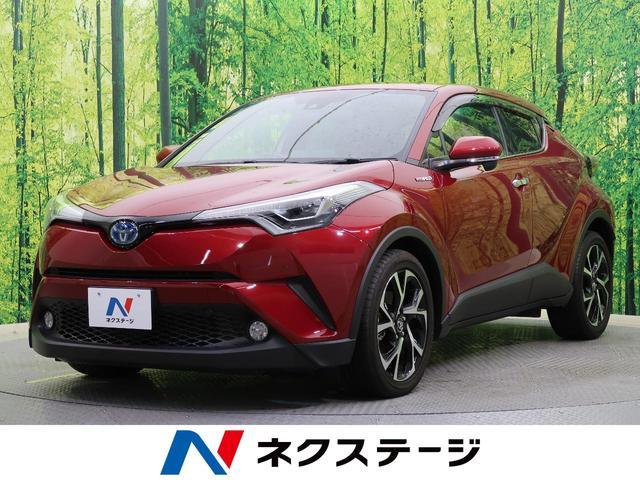 C−HR(トヨタ) G LEDエディション 中古車画像