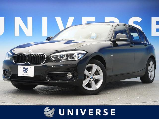 BMW 118d スポーツ パーキングサポートパッケージ コンフォートパッケージ LEDヘッドランプ インテリジェントセーフティ 車線逸脱警告