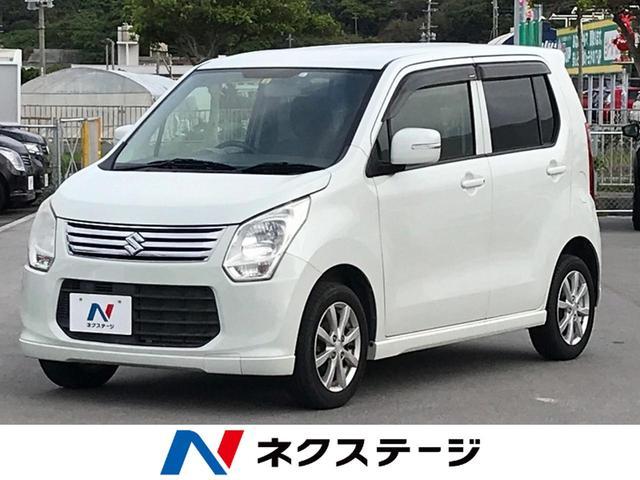 沖縄の中古車 スズキ ワゴンR 車両価格 35.9万円 リ済別 2012(平成24)年 5.2万km パールホワイト