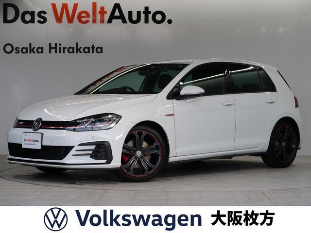 フォルクスワーゲン ゴルフGTI ダイナミック 100台限定車.6MT.デジタルメーター.ACC.DCC