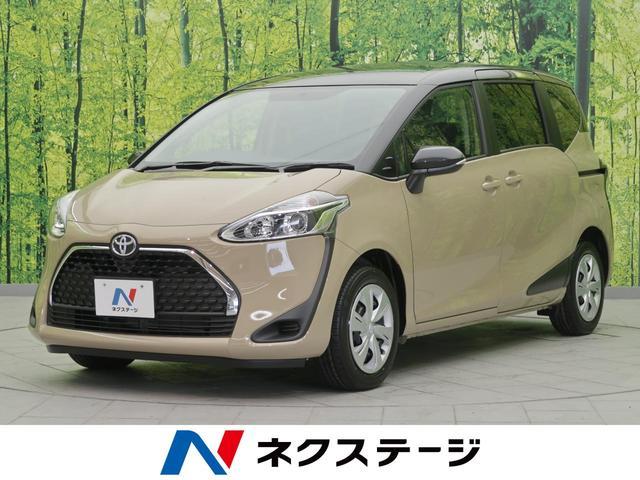 トヨタ X 登録済み未使用車 スマートエントリーパッケージ 2トーンカラー 電動スライドドア アイドリングストップ