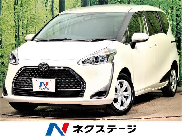 トヨタ X 登録済未使用車 セーフティセンス 電動スライドドア 7人乗り アイドリングストップ 電動格納ミラー