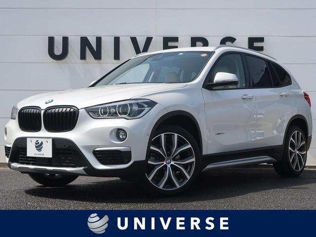 BMW xDrive 18d xライン コンフォートPKG/オプション19インチAW 衝突軽減機能 LEDヘッドランプ パーキングアシスト パワーバックドア ディーゼル 純正HDDナビ フルセグTV バックカメラ ミラーETC