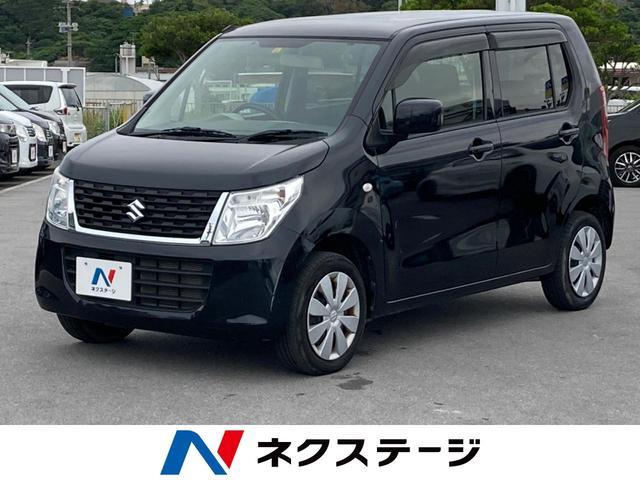 沖縄県豊見城市の中古車ならワゴンR FX 社外HDDナビ オートエアコン 地デジ ETC アイドリングストップ バニティミラー