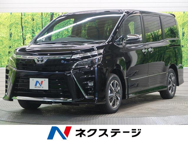トヨタ ZS 煌III 登録済未使用車 7人乗り セーフティセンス 両側電動スライドドア インテリジェントクリアランスソナー クルーズコントロール LEDヘッド オートライト デュアルオートエアコン リアオートエアコン