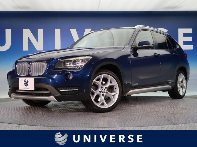 BMW sDrive 20i xライン 社外HDDナビ バックカメラ アイドリングストップ ミラー内蔵ETC 純正18インチAW レインセンサー オートライト HIDヘッド デュアルオートエアコン キーレスゴー 電動格納ミラー
