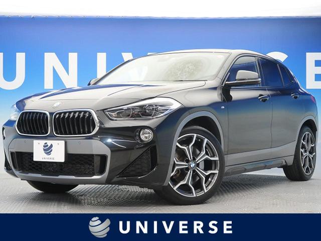 BMW xDrive 20i MスポーツX サンルーフ ハイラインPKG 黒革スポーツシート ドライビングアシスト 純正ナビ バックカメラ ミラーETC LEDヘッドライト 前席パワーシート&ヒーター 純正19インチAW 電動リアゲート