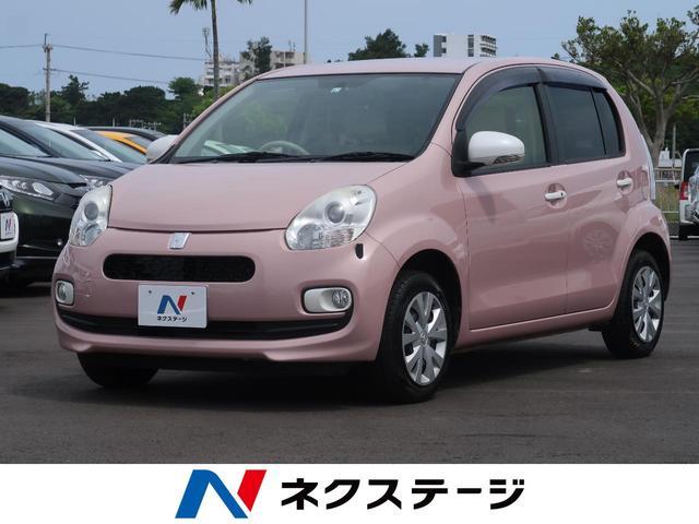 沖縄の中古車 トヨタ パッソ 車両価格 39.9万円 リ済別 2015(平成27)年 4.4万km サクラミックス