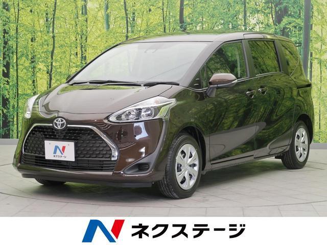 トヨタ X 7人 登録済未使用 セーフティセンス インテリジェントクリアランスソナー スマートエントリーパッケージ アイドリングストップ オートハイビーム スマートキー 電動スライドドア